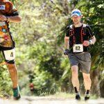 Damian Hall running