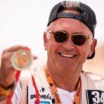 Marathon Des Sables medal winner
