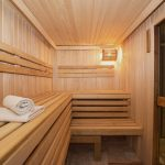 saunas for heat training