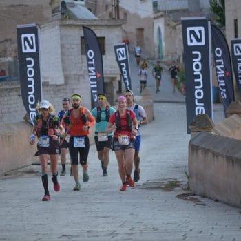 Cappadocia race finish