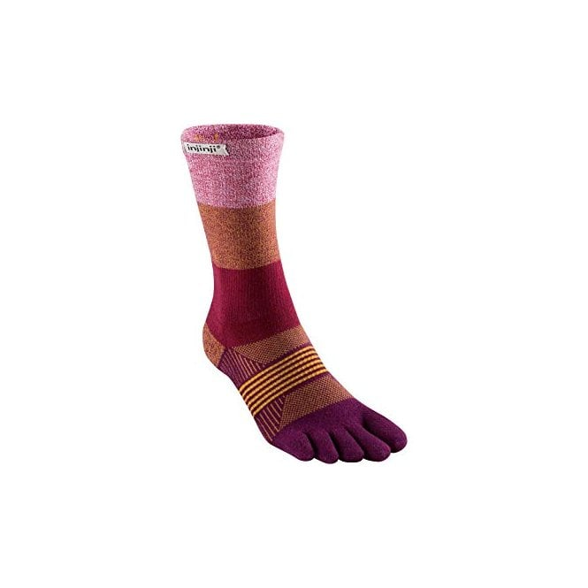 Injinji Midweight Crew Trail Socks For Women