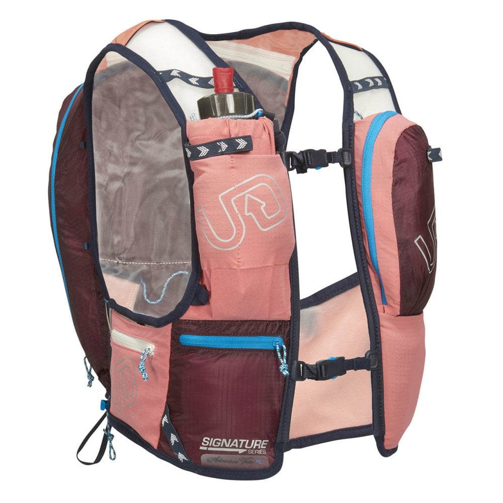 61ecd47225 Ultimate Direction Women's Adventure Vesta 4.0 Coral My Race Kit